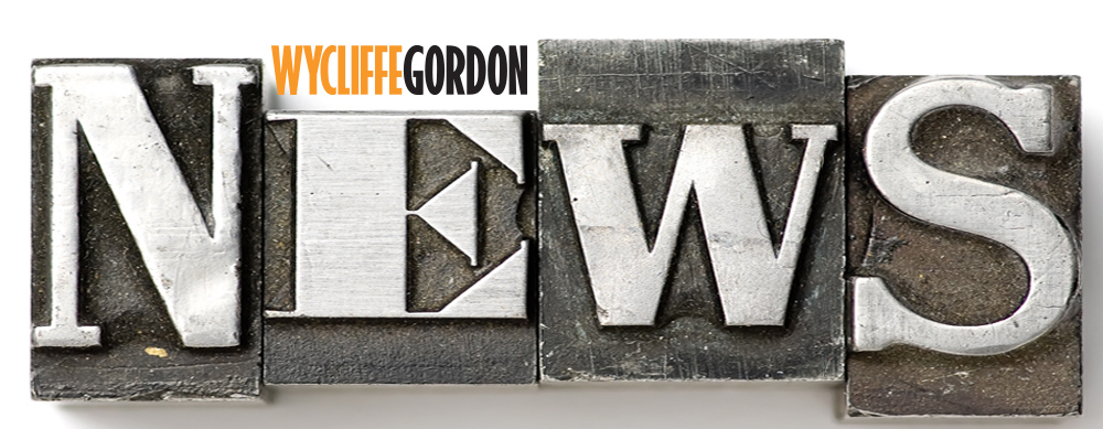 Wycliffe Gordon header image