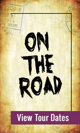 on the road - view tour dates